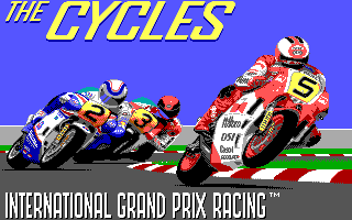 Cycles: International Grand Prix Racing, The