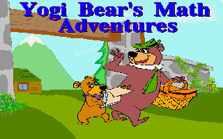 Yogi Bear`s Math Adventures