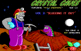 Crystal Caves 2: Slugging it Out