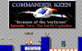 Commander Keen 2 : The Earth Explodes