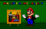 Mario`s Game Gallery