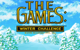 Winter Challenge (The Games)